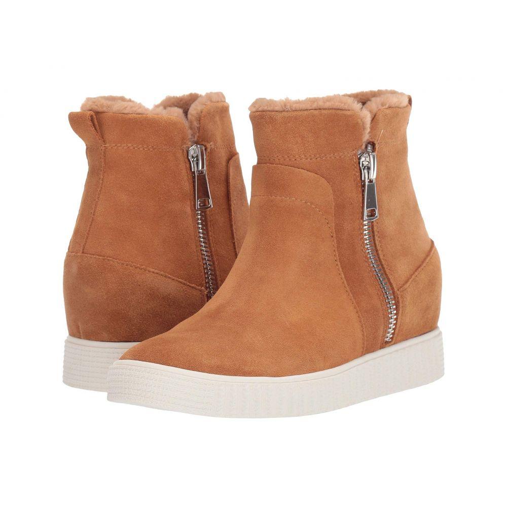 スティーブン ニューヨーク STEVEN NEW YORK レディース スニーカー シューズ・靴【Bamby】Camel