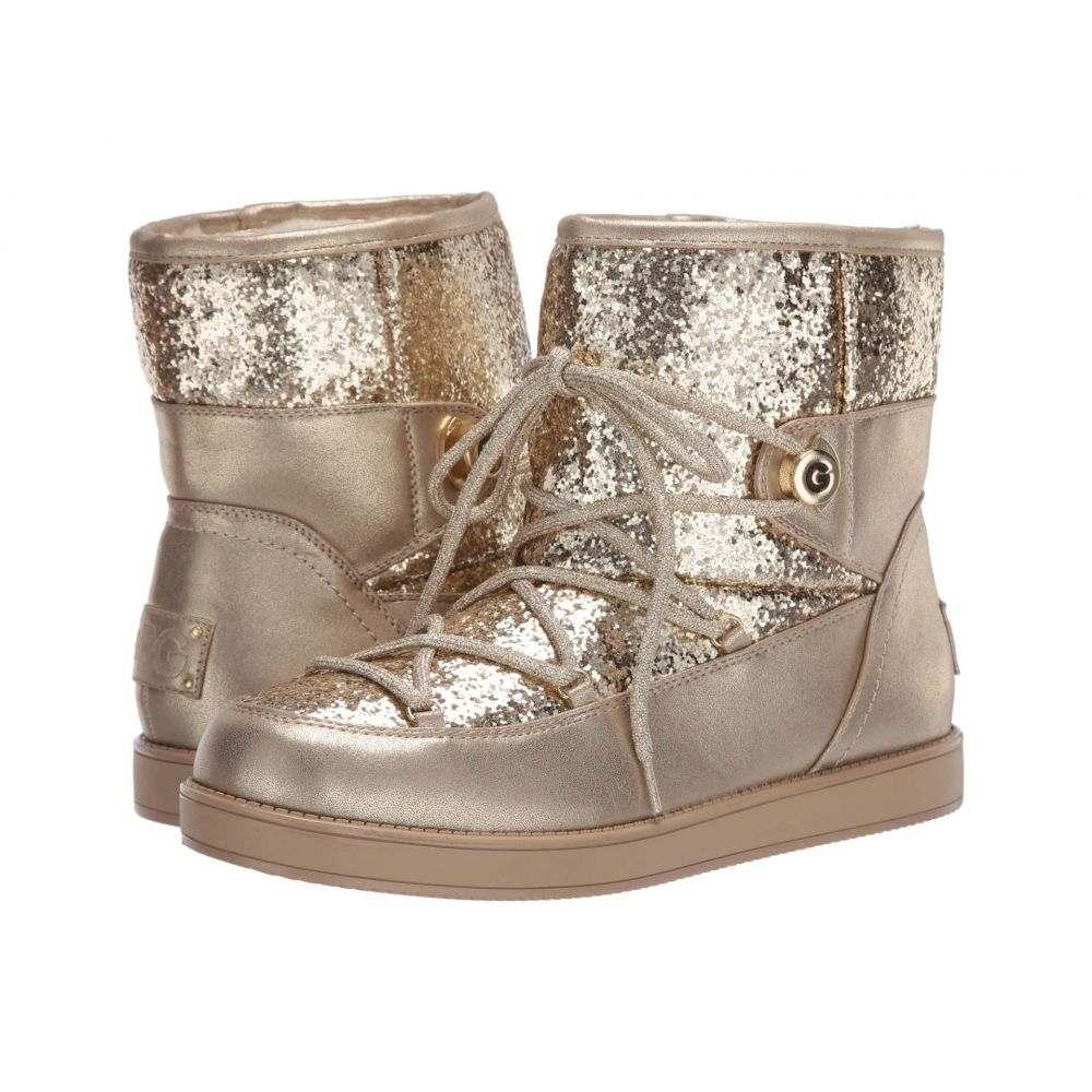GBG ロサンゼルス GBG Los Angeles レディース ブーツ シューズ・靴【Aylan】Gold