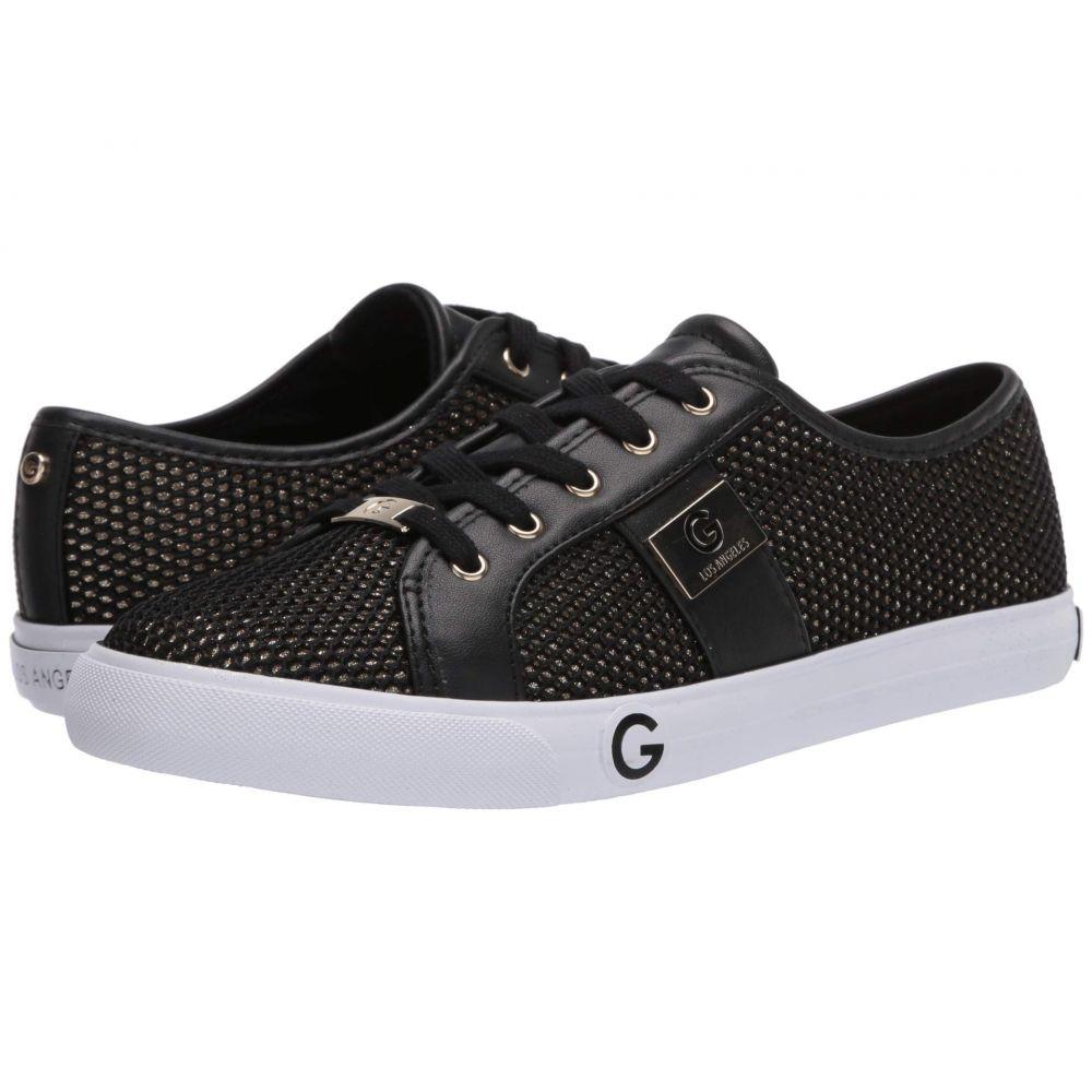 Angeles シューズ・靴【Benie】Black レディース GBG GBG スニーカー ロサンゼルス Los