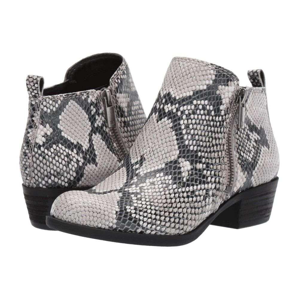 ラッキーブランド Lucky Brand レディース ブーツ シューズ・靴【Basel】Black/White