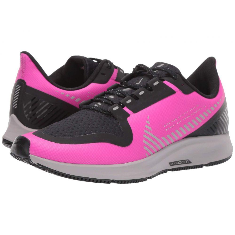 ナイキ Nike レディース ランニング・ウォーキング エアズーム シューズ・靴【Air Zoom Pegasus 36 Shield】Fire Pink/Silver/Black/Atmosphere Grey