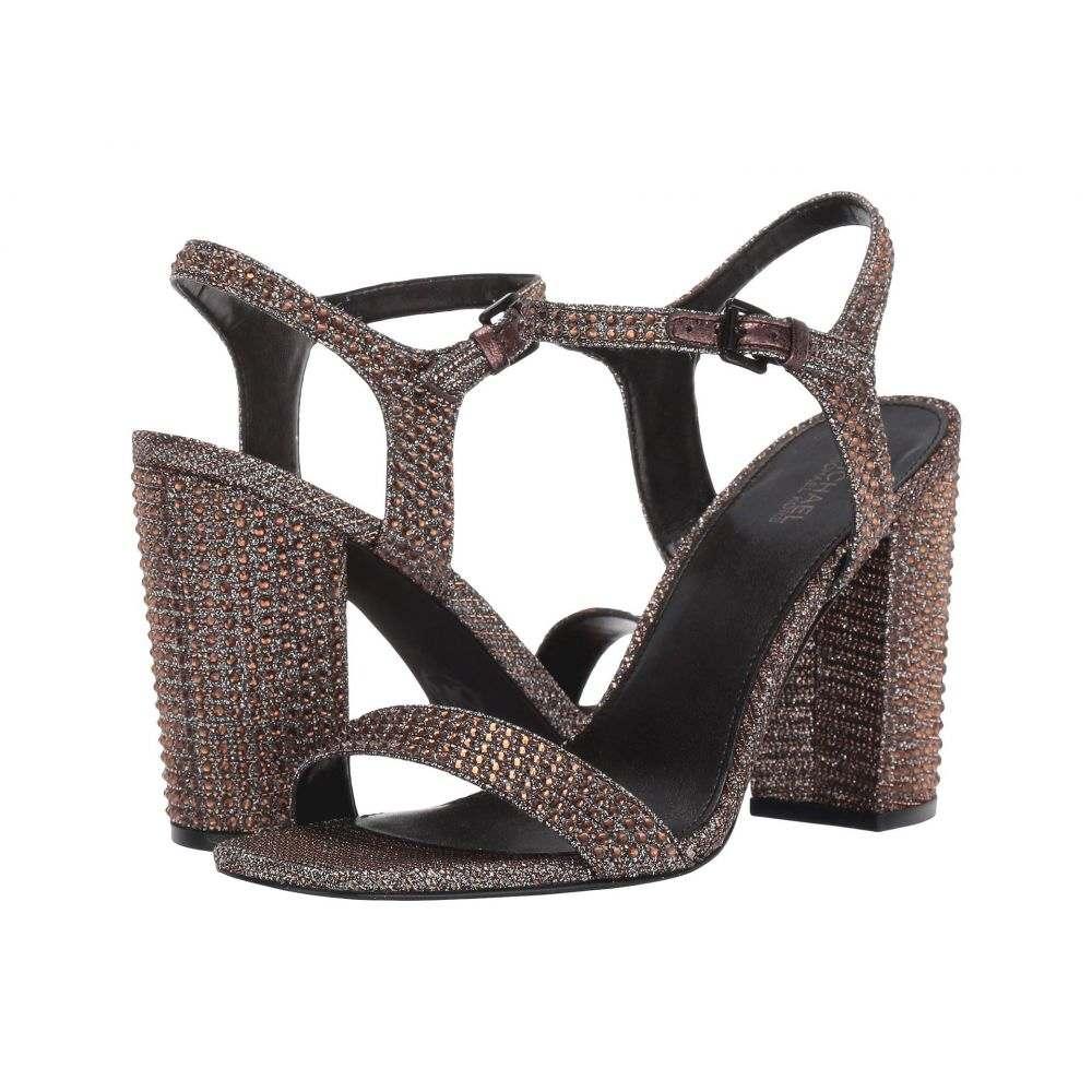 マイケル コース MICHAEL Michael Kors レディース サンダル・ミュール シューズ・靴【Francine Sandal】Black/Bronze/Silver