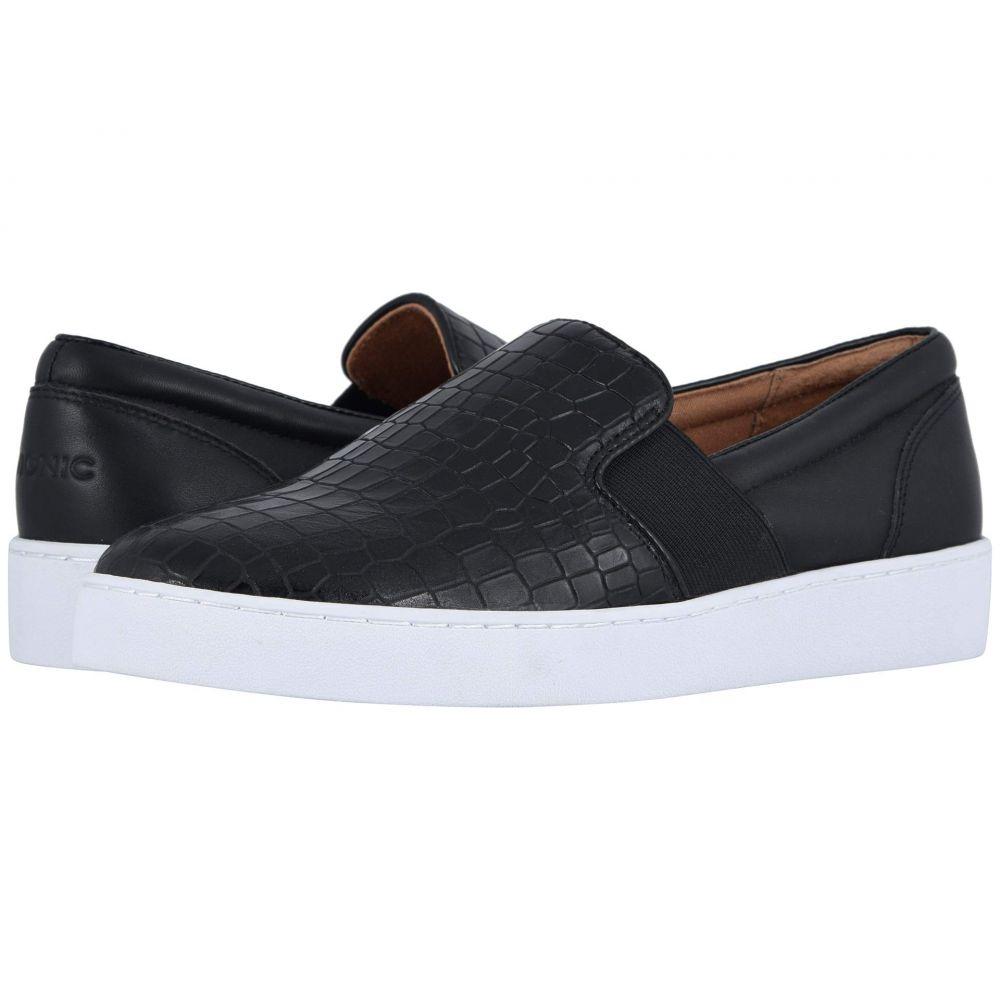 バイオニック VIONIC レディース スニーカー シューズ・靴【Demetra Croc】Black