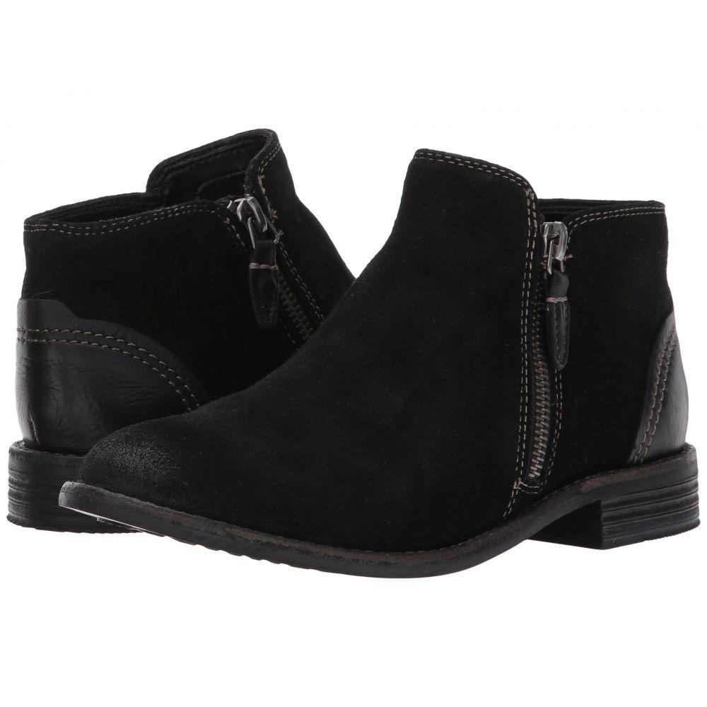 クラークス Clarks レディース ブーツ シューズ・靴【Maypearl Juno】Black