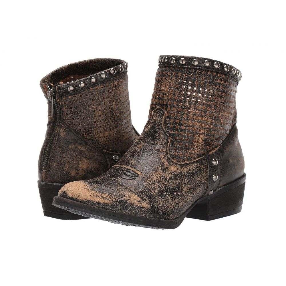 コラル Corral Boots レディース ブーツ シューズ・靴【Q5074】Black