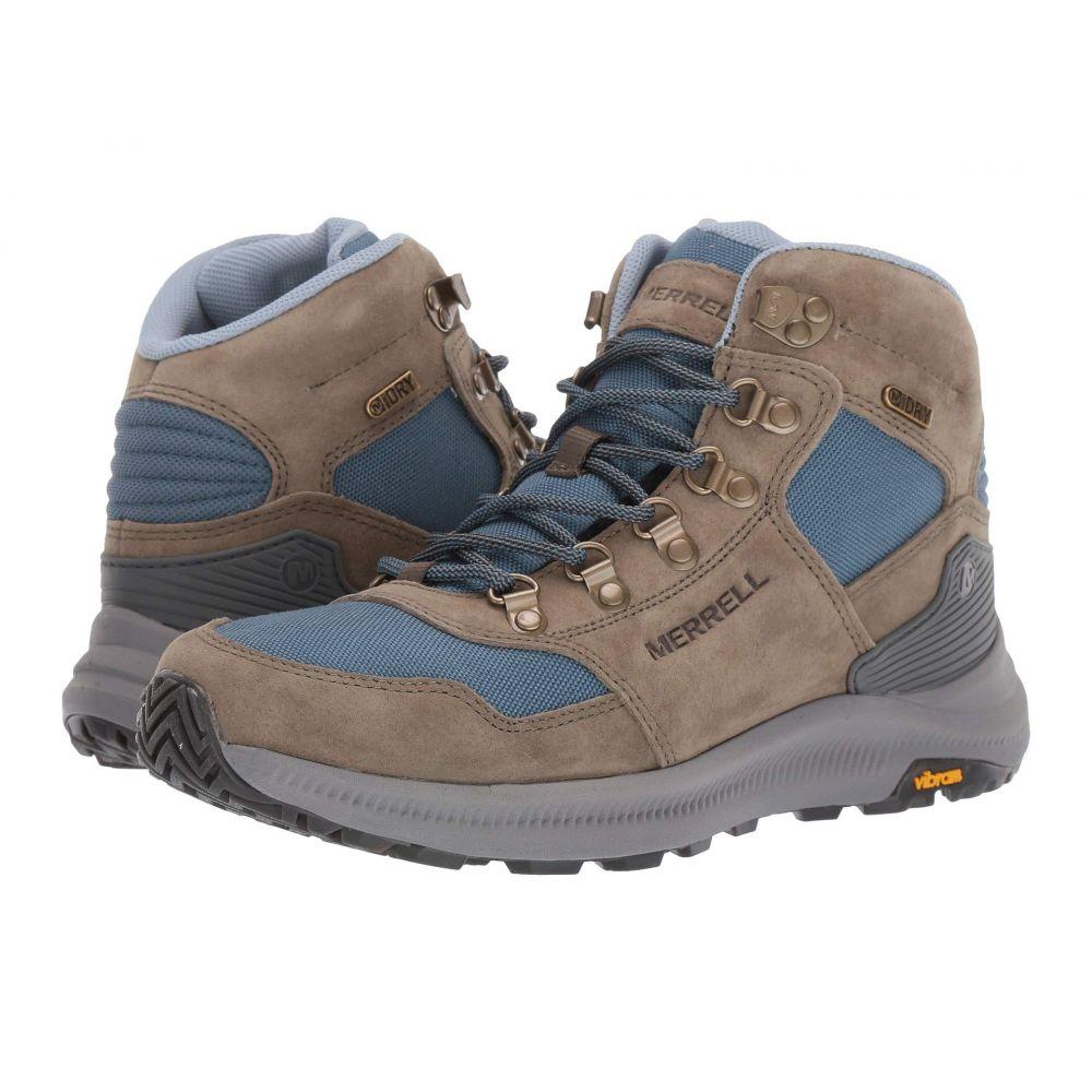 メレル Merrell レディース ハイキング・登山 シューズ・靴【Ontario 85 Mid Waterproof】Olive