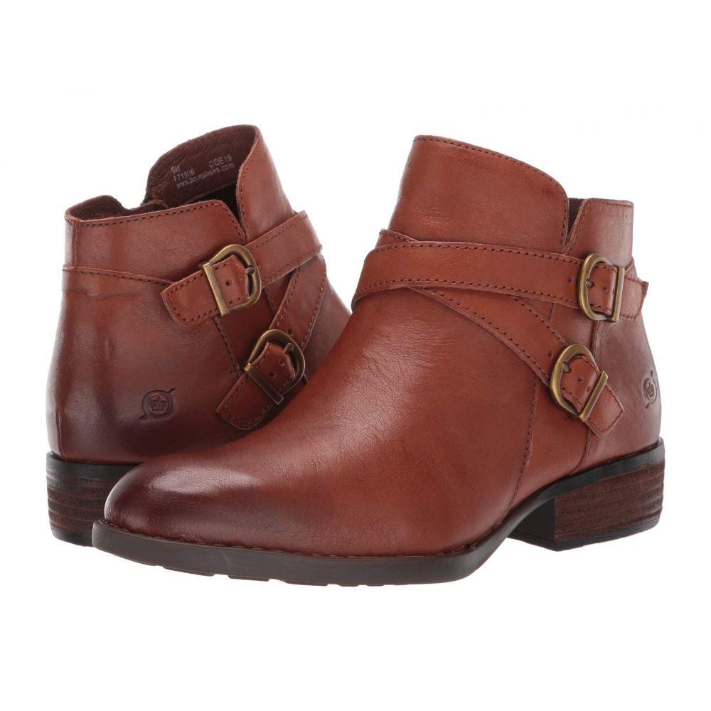ボーン Born レディース ブーツ シューズ・靴【Ozark】Brown Full Grain Leather
