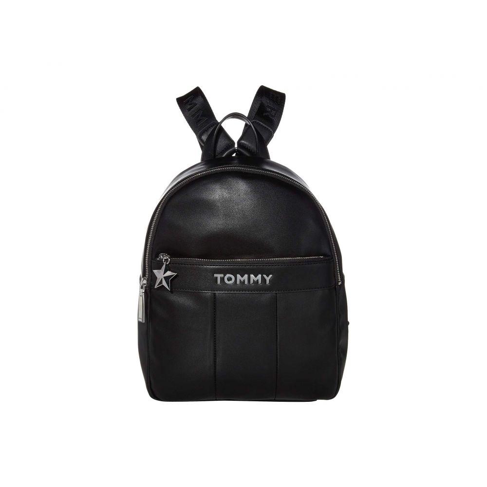 トミー ヒルフィガー Tommy Hilfiger レディース バックパック・リュック バッグ【Peyton Backpack】Black