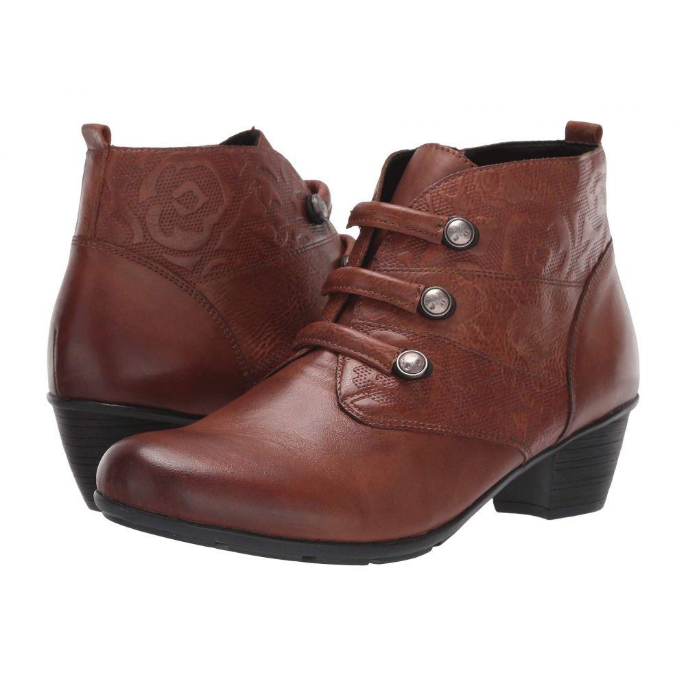 リエカー Rieker レディース ブーツ シューズ・靴【Queenie 77】Chestnut/Muskat