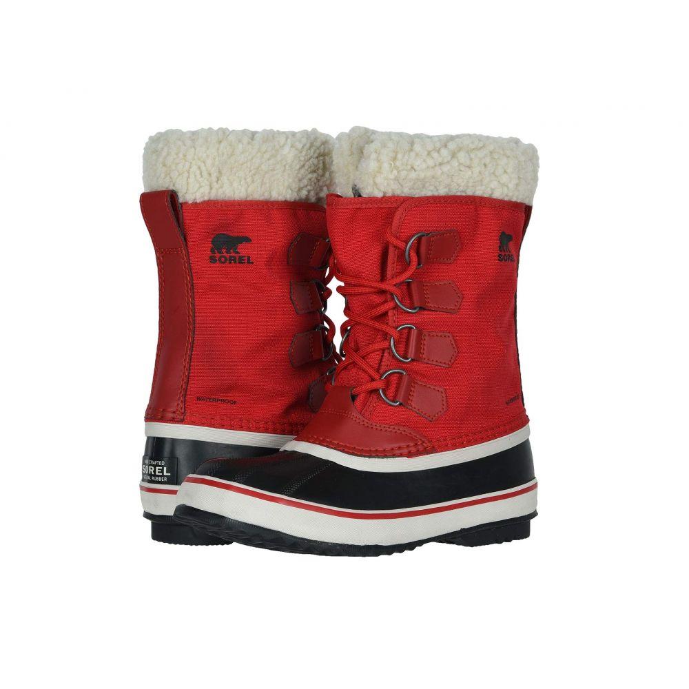 ソレル SOREL レディース ブーツ シューズ・靴【Winter Carnival】Mountain/Red