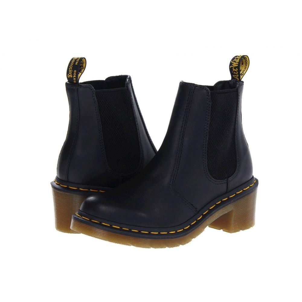 ドクターマーチン Dr. Martens レディース ブーツ チェルシーブーツ シューズ・靴【Cadence Chelsea Boot】Black Greasy