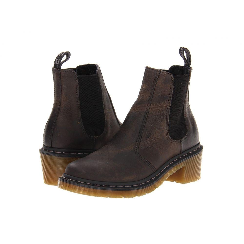 ドクターマーチン Dr. Martens レディース ブーツ チェルシーブーツ シューズ・靴【Cadence Chelsea Boot】Black Greenland