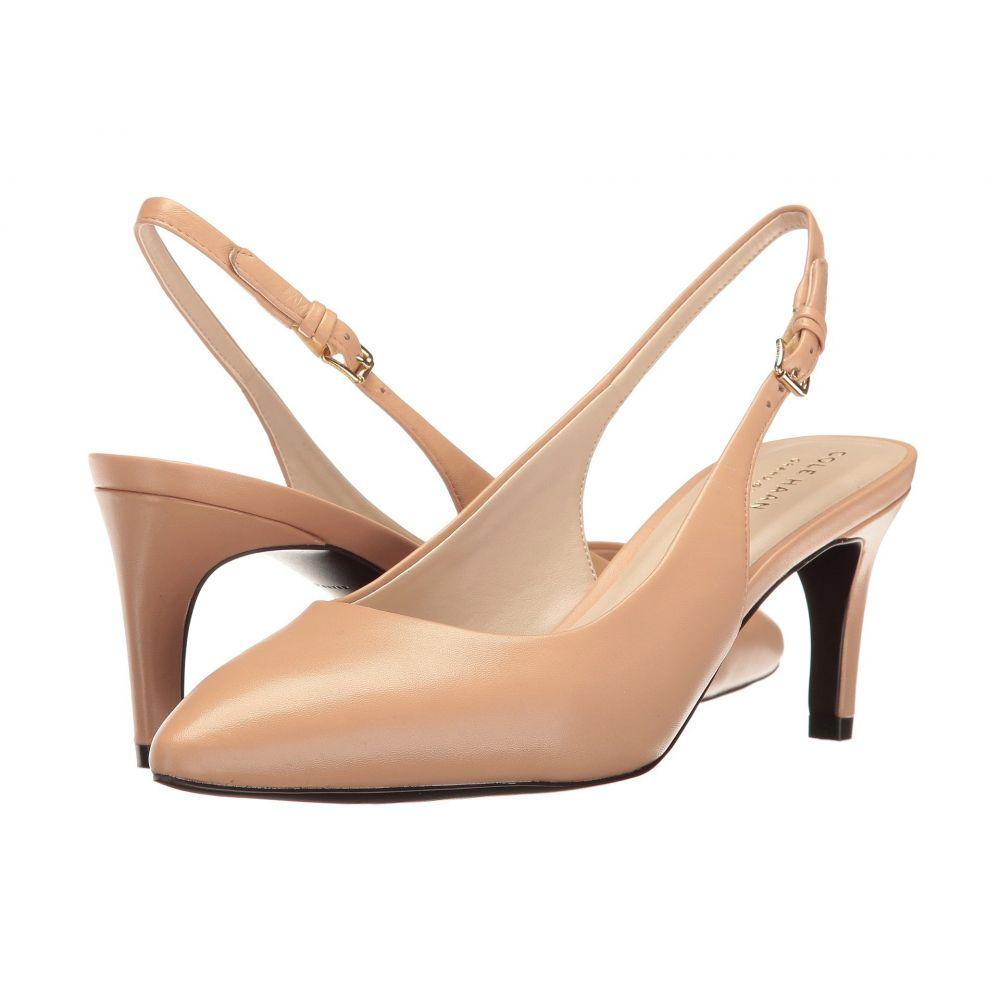 コールハーン Cole Haan レディース パンプス シューズ・靴【Medora Sling】Nude Leather