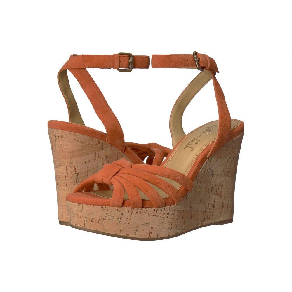 スプレンディッド Splendid レディース サンダル・ミュール シューズ・靴【Fallon】Coral Suede