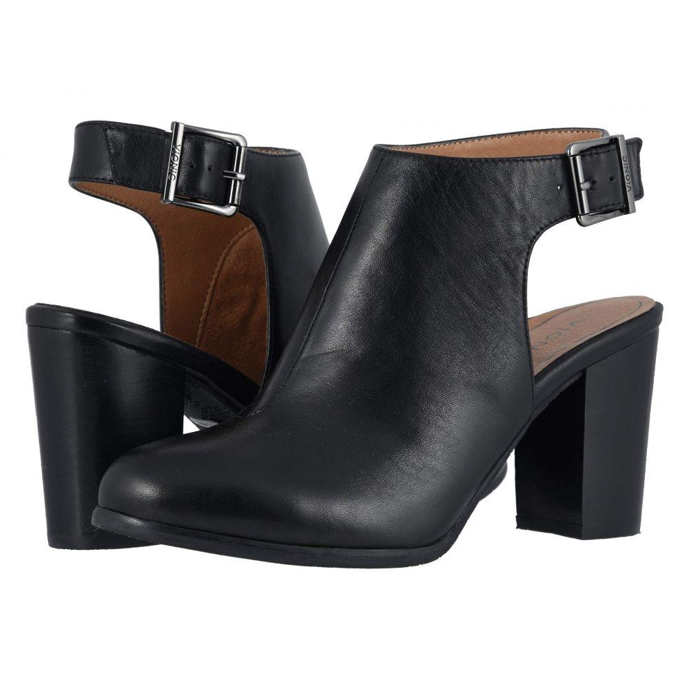 バイオニック VIONIC レディース ブーツ シューズ・靴【Lacey】Black