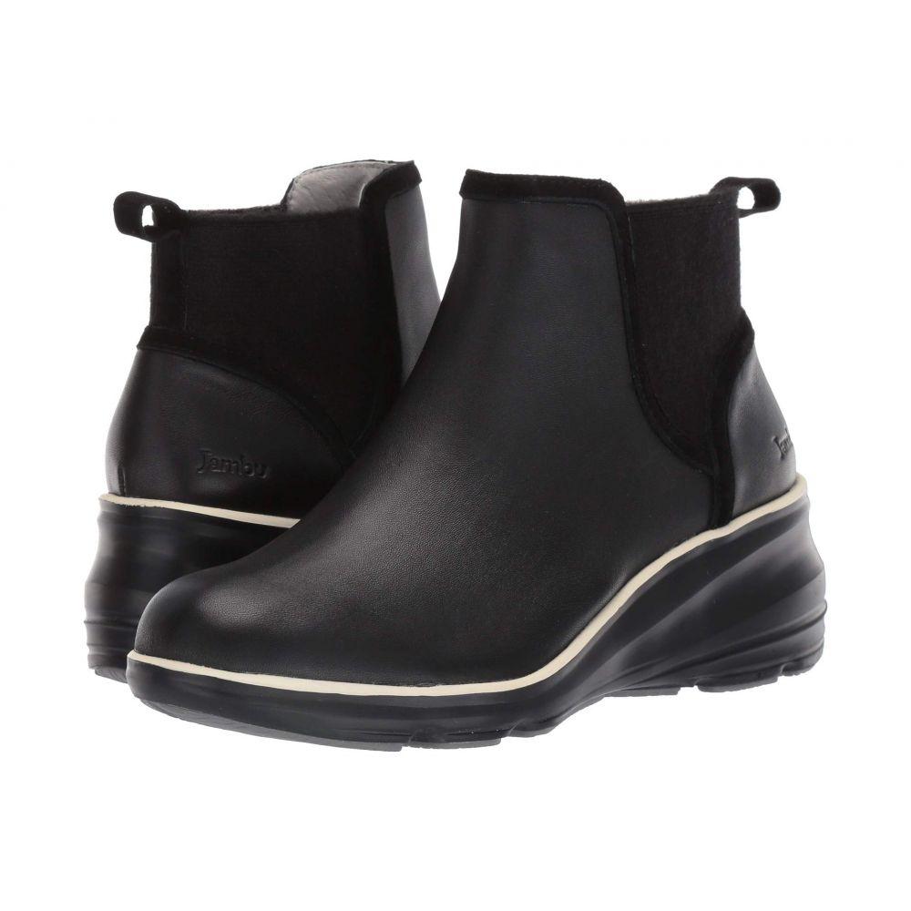 ジャンブー Jambu レディース ブーツ シューズ・靴【Ember】Black