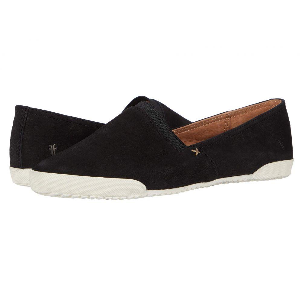 フライ Frye レディース ローファー・オックスフォード シューズ・靴【Melanie Slip On】Black