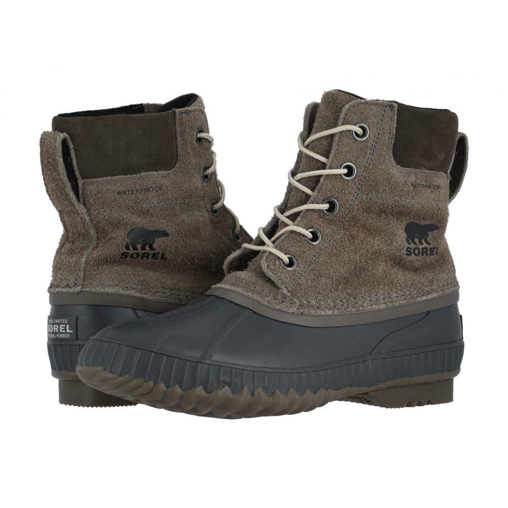 ソレル SOREL メンズ レインシューズ・長靴 シューズ・靴【Cheyanne II】Major/Coal