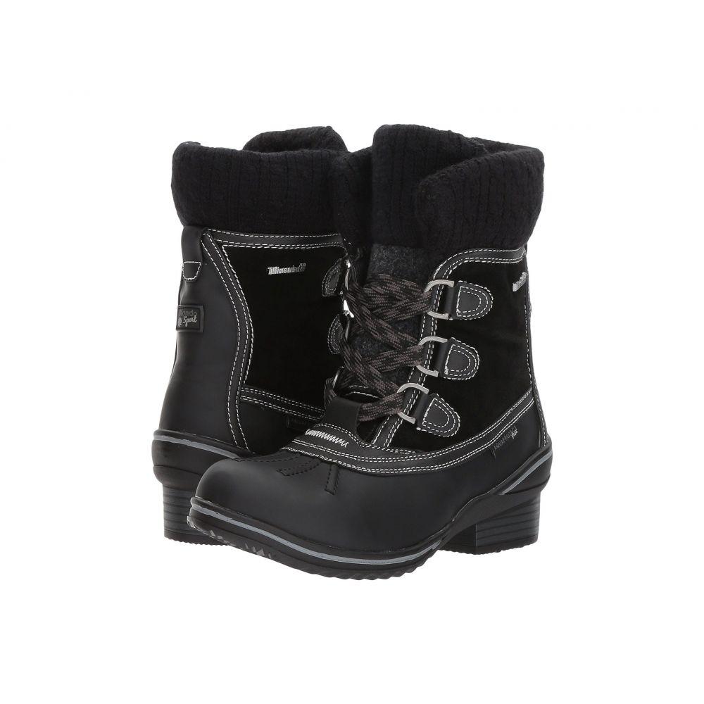 ブロンド Blondo レディース ブーツ シューズ・靴【Meggy Waterproof】Black