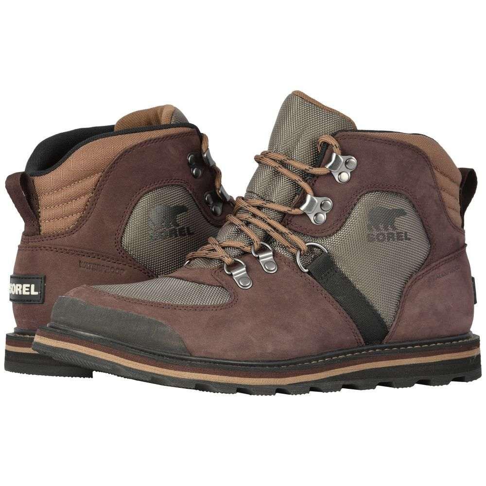 ソレル SOREL メンズ ハイキング・登山 シューズ・靴【Madson Sport Hiker Waterproof】Mud