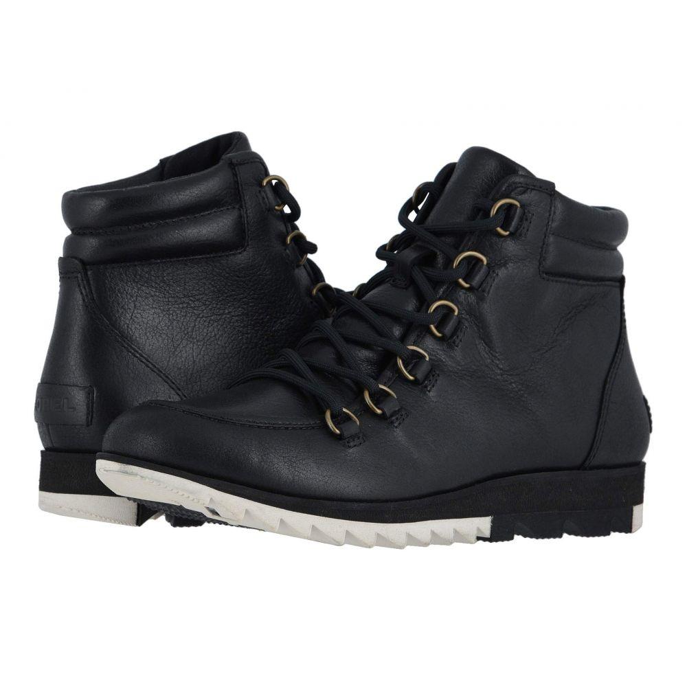 ソレル SOREL レディース ブーツ シューズ・靴【Harlow Lace】Black