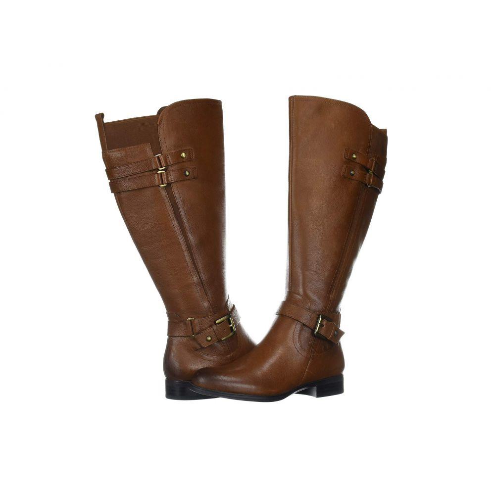 ナチュラライザー Naturalizer レディース ブーツ シューズ・靴【Jackie Wide Calf】Cinnamon Leather