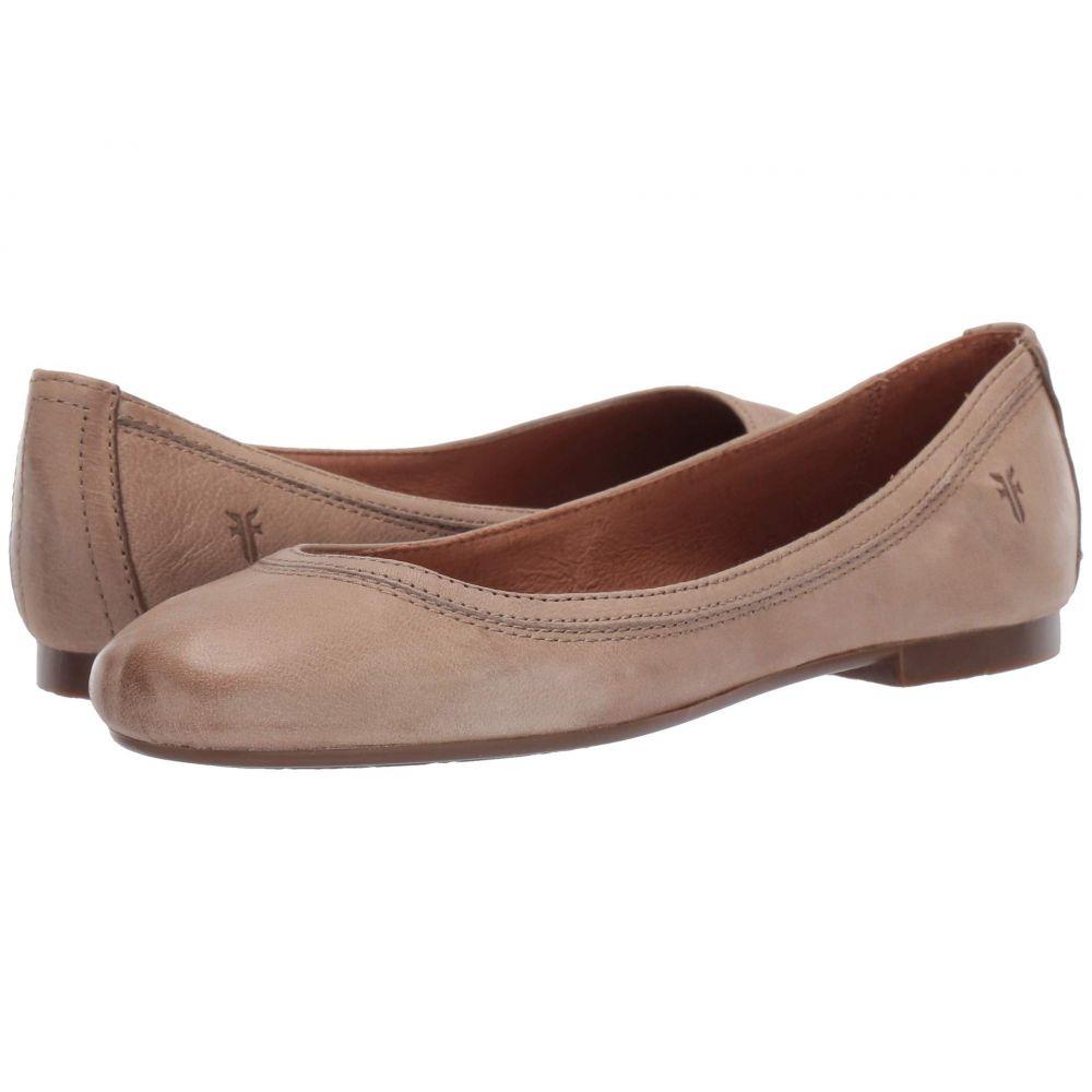 フライ Frye レディース スリッポン・フラット シューズ・靴【Carrie Ballet】Ash