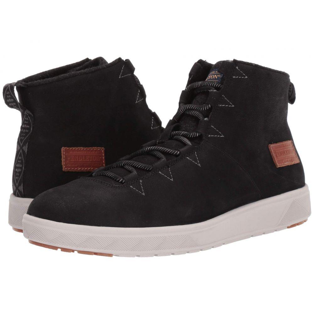 ペンドルトン Pendleton メンズ スニーカー シューズ・靴【Trona Park】Black