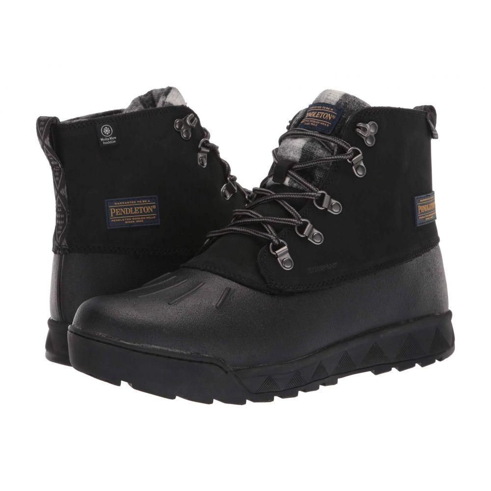 ペンドルトン Pendleton メンズ ブーツ シューズ・靴【Galehead Range】Black