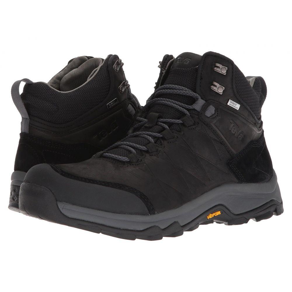 テバ Teva メンズ ハイキング・登山 シューズ・靴【Arrowood Riva Mid WP】Black