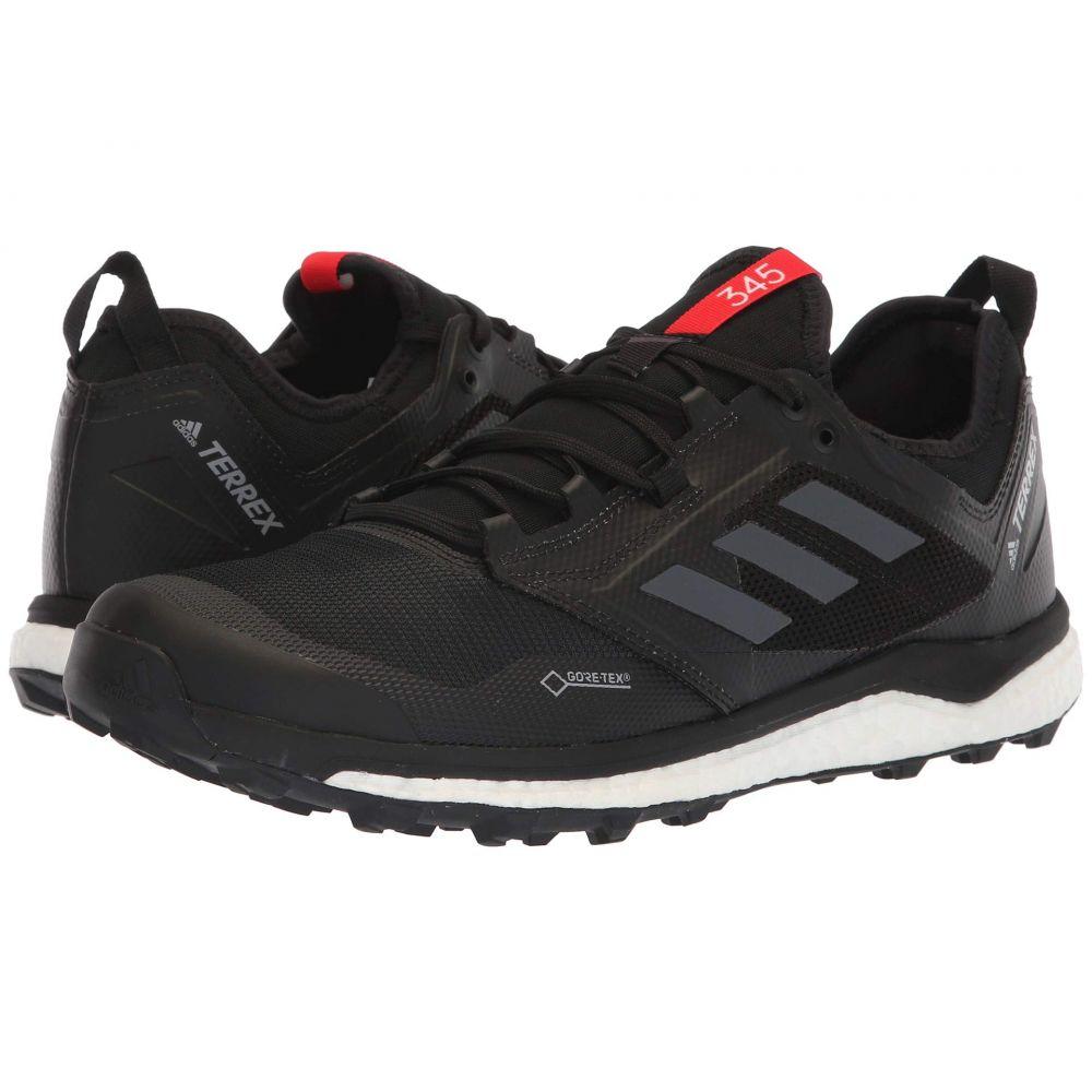 アディダス adidas Outdoor メンズ ランニング・ウォーキング シューズ・靴【Terrex Agravic XT GTX】Black/Grey Five/Hi-Res Red