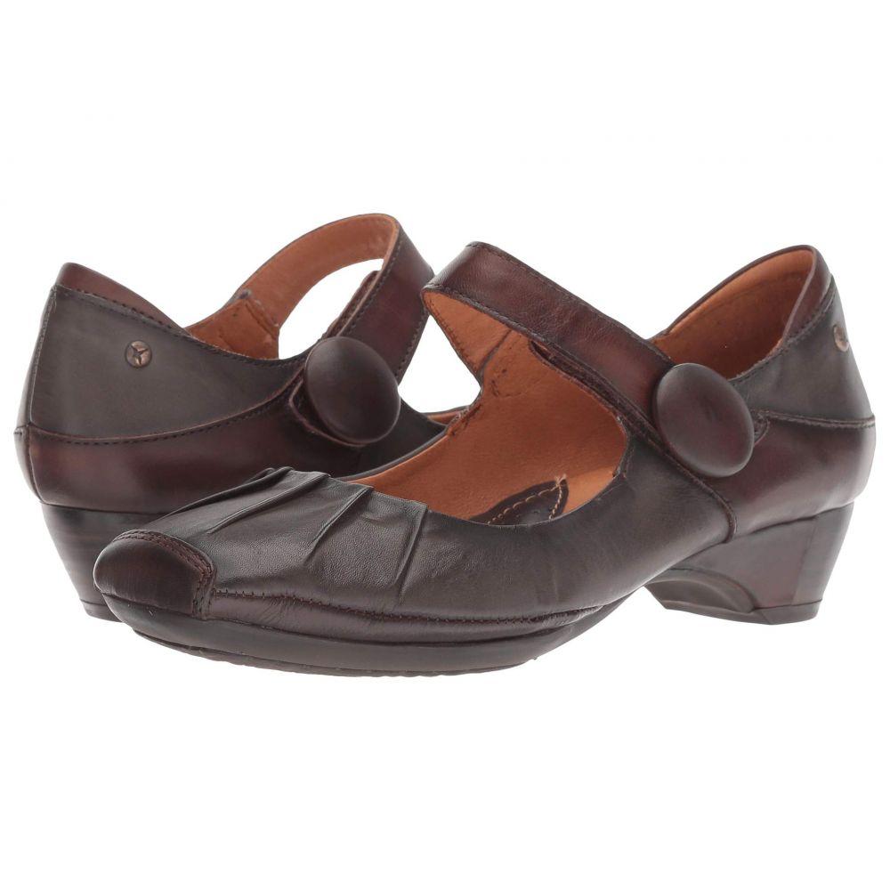 ピコリノス Pikolinos レディース パンプス シューズ・靴【Gandia 849-5847C1】Lead Olmo