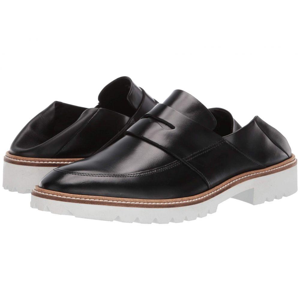 エコー ECCO レディース ローファー・オックスフォード シューズ・靴【Incise Tailored Loafer】Black/Black Cow Leather/Cow Leather