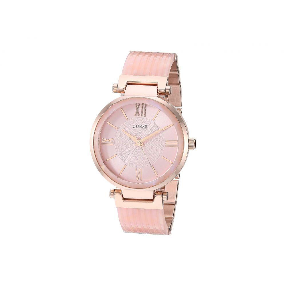 ゲス GUESS レディース 腕時計 【U0638L9】Rose Gold/Pink