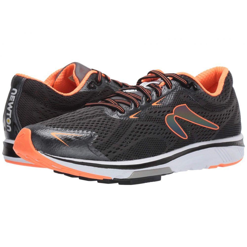 ニュートンランニング Newton Running メンズ ランニング・ウォーキング シューズ・靴【Gravity 8】Charcoal/Orange