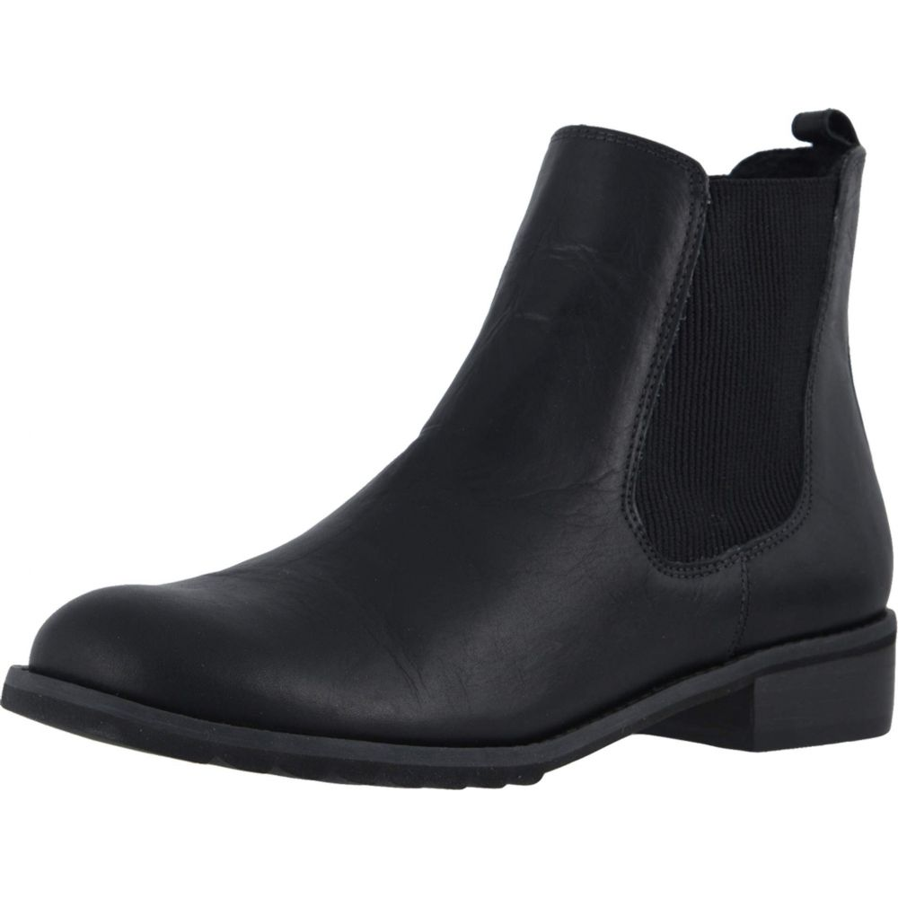 ウォーキング クレードル Walking Cradles レディース ブーツ シューズ・靴 Kendall Black Rustic Leatherjc5q4AR3L