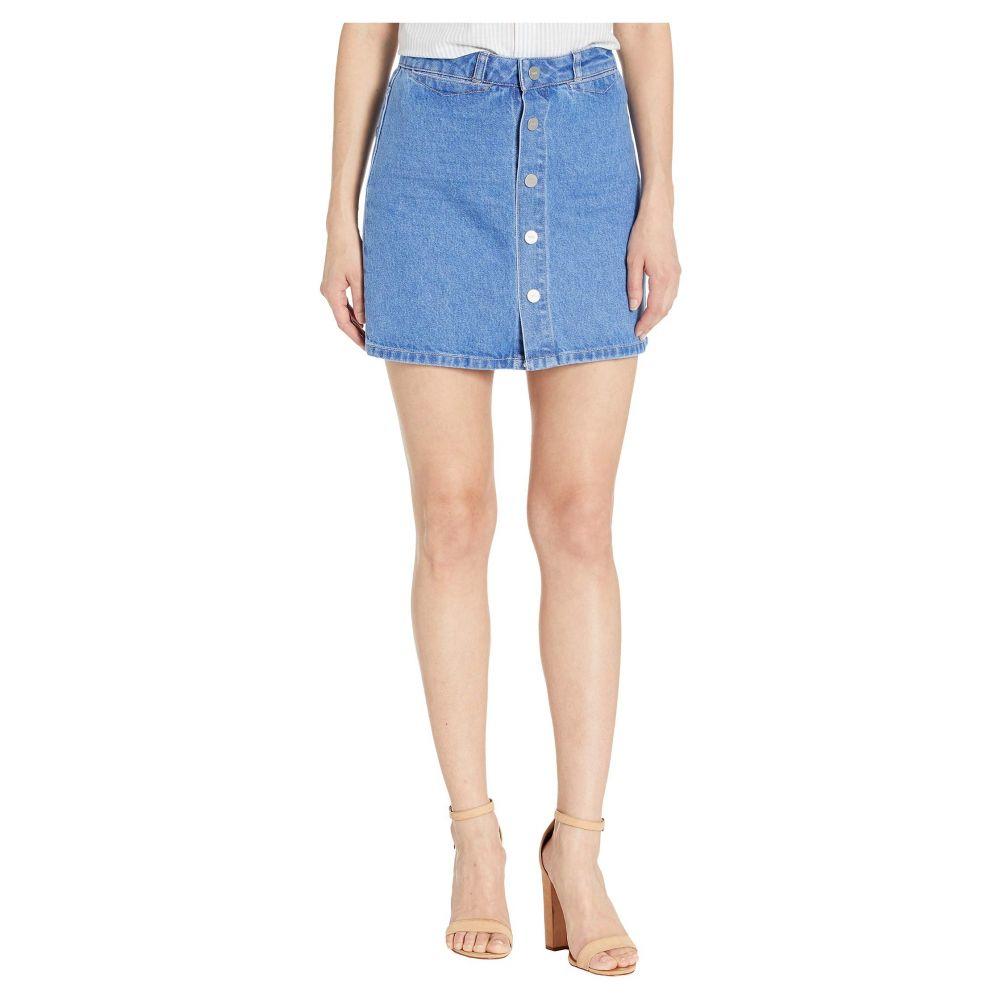 ペイジ Paige レディース ひざ丈スカート スカート【Esma High-Rise A-Line Skirt in Aviana】Aviana