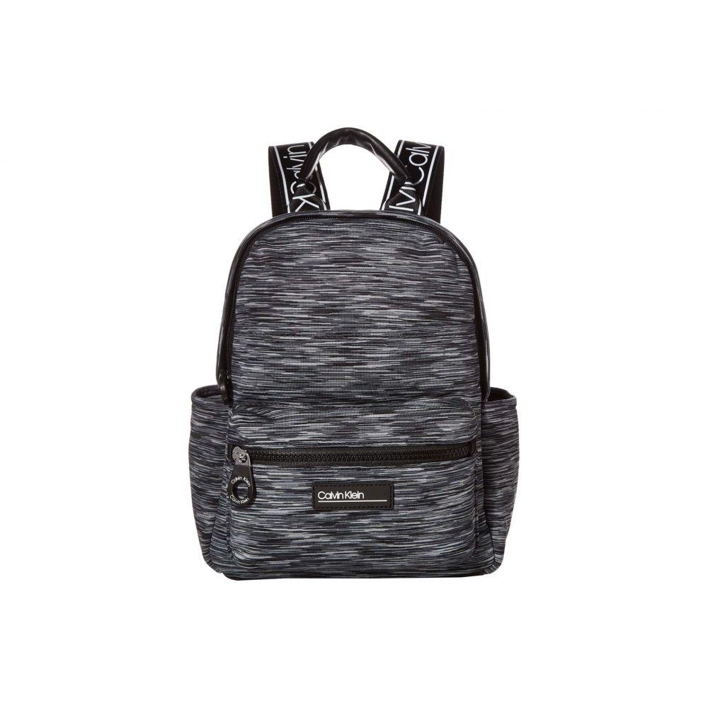 カルバンクライン Calvin Klein レディース バックパック・リュック バッグ【Vanessa Cold Gear Backpack】Space Dye