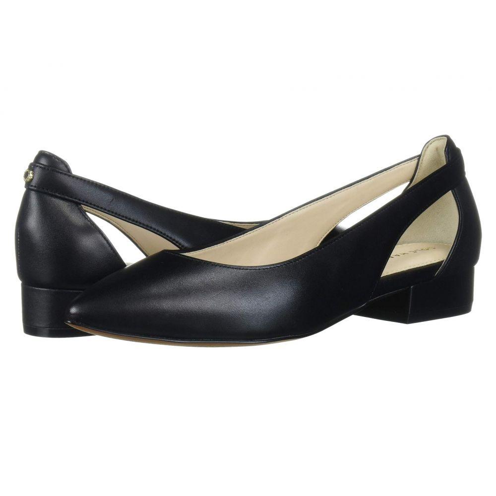 コールハーン Cole Haan レディース スリッポン・フラット シューズ・靴【Marcey Skimmer】Black Leather
