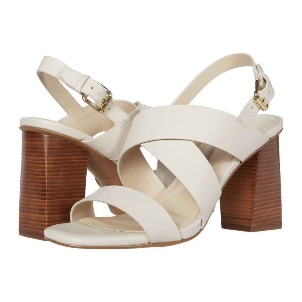 コールハーン Cole Haan レディース サンダル・ミュール シューズ・靴【Cynthia Block Heel Sandal 85mm】Pumice Stone Leather