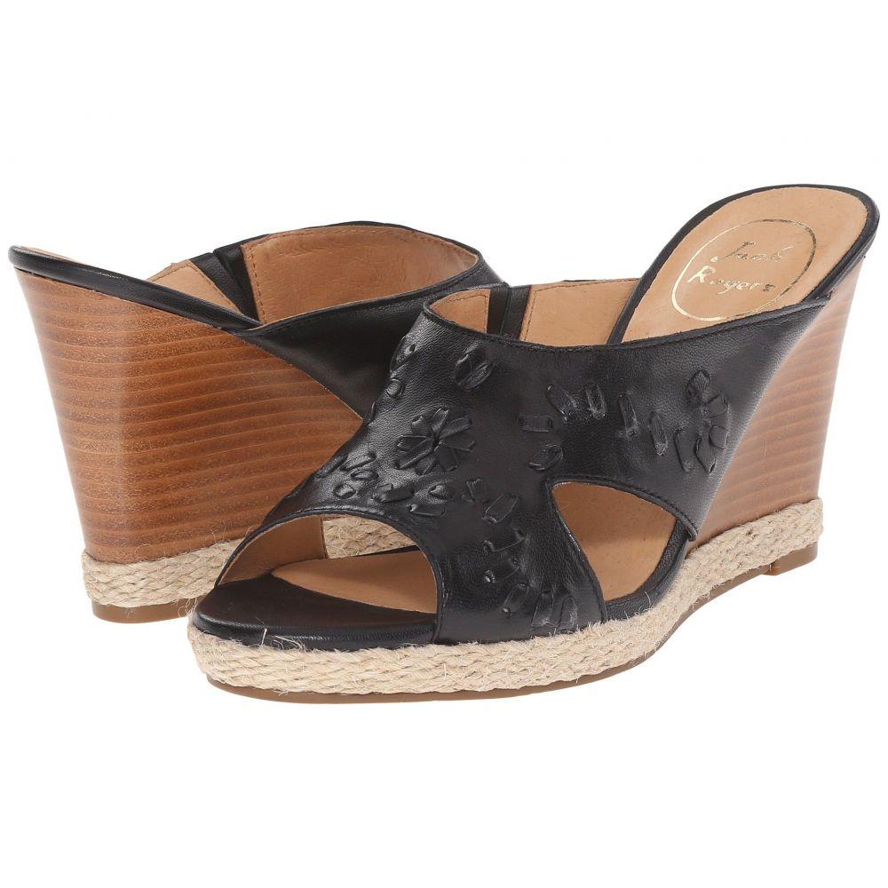 ジャックロジャース Jack Rogers レディース サンダル・ミュール シューズ・靴【Sophia】Black