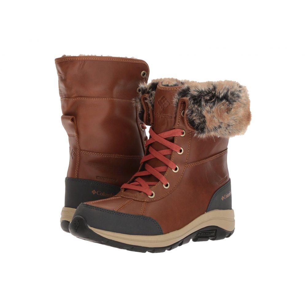 コロンビア Columbia レディース ブーツ シューズ・靴【Bangor Omni-Heat】Elk/Rusty
