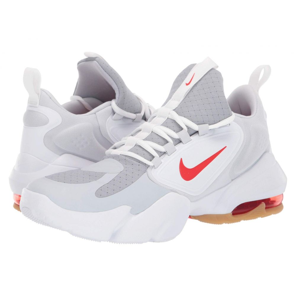 ナイキ Nike メンズ シューズ・靴 【Air Max Alpha Savage】Wolf Grey/Habanero Red/Pure Platinum