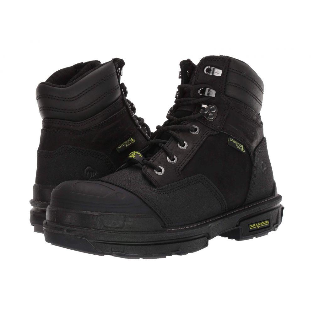 ウルヴァリン Wolverine メンズ ブーツ シューズ・靴【Yukon CarbonMax 6 Boot】Black