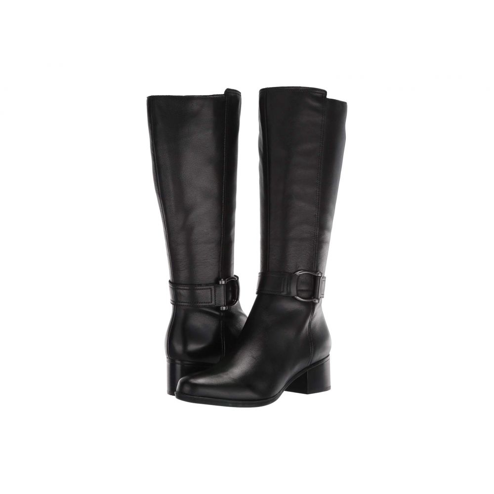 ナチュラライザー Naturalizer レディース ブーツ シューズ・靴【Daelynn】Black Leather