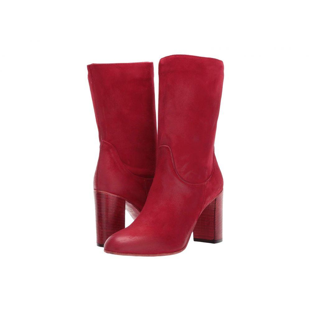 フリーピープル Free People レディース ブーツ シューズ・靴【Dakota Heel Boot】Red