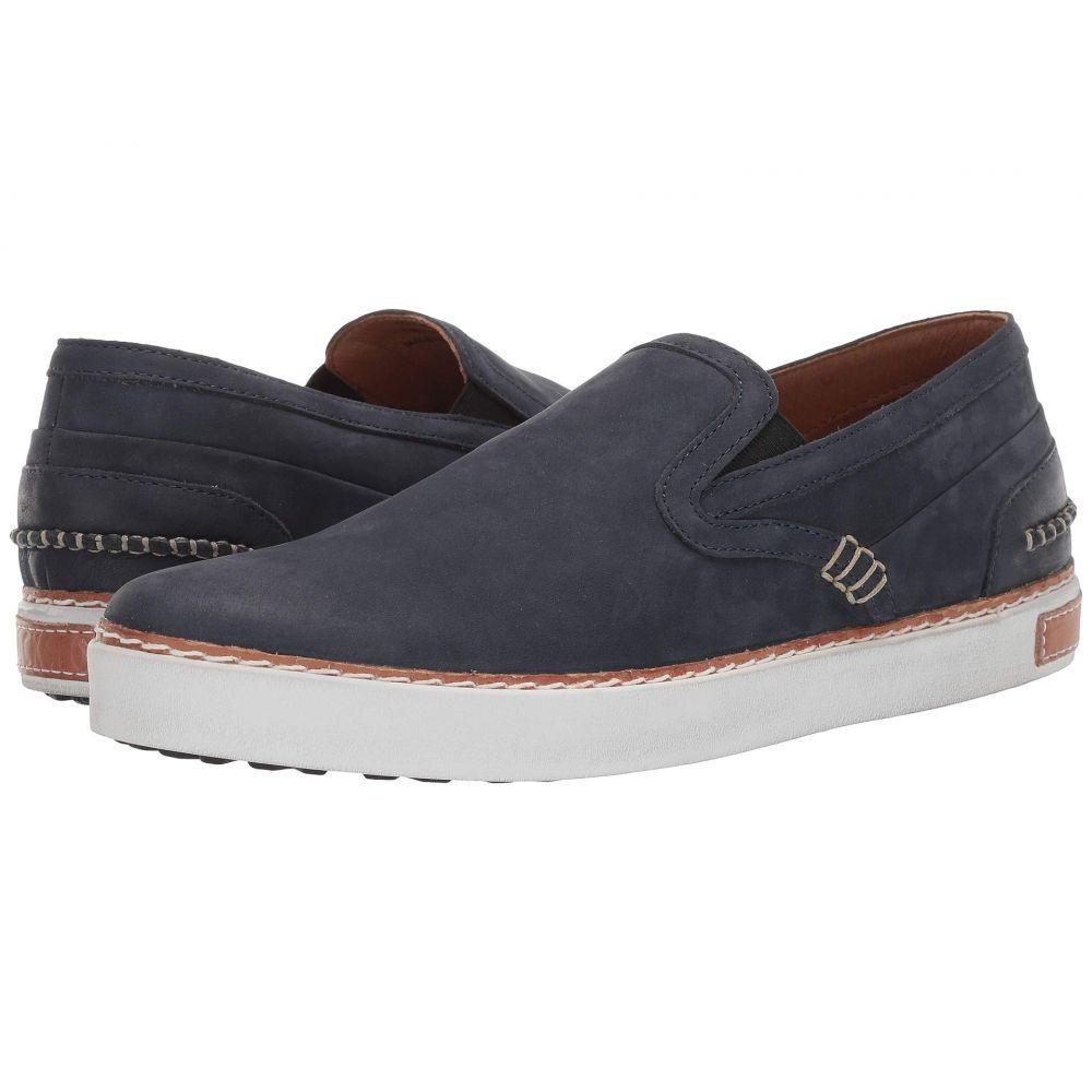 ブラックストーン Blackstone メンズ スニーカー シューズ・靴【Loafer - SCM003】Dark Denim