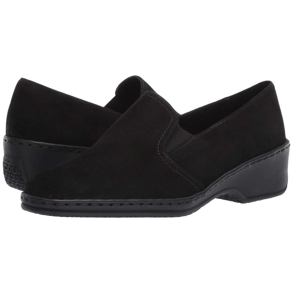 アラ ara レディース ローファー・オックスフォード シューズ・靴【Rabina】Black