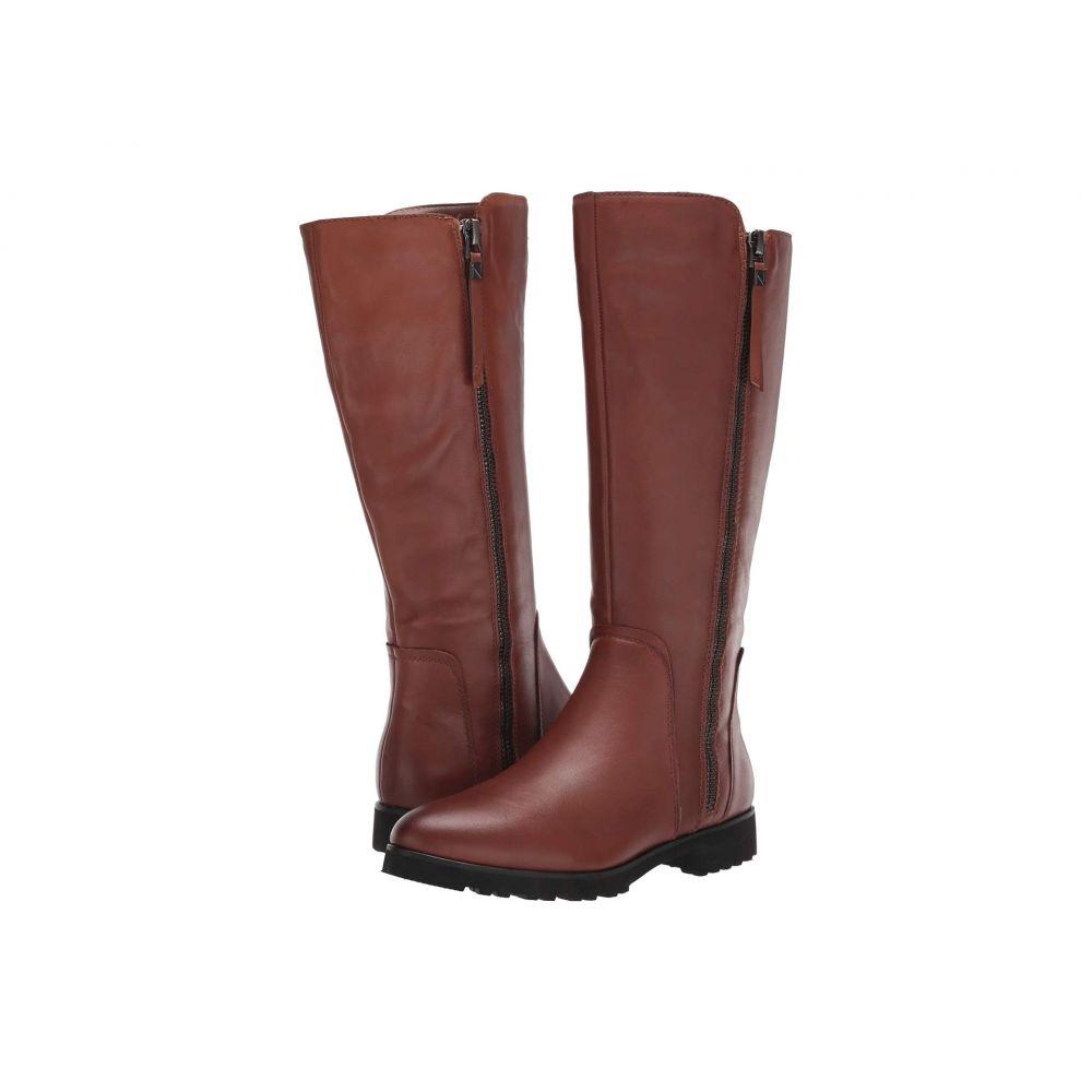ナチュラライザー Naturalizer レディース ブーツ シューズ・靴【Gael】Cinnamon Leather