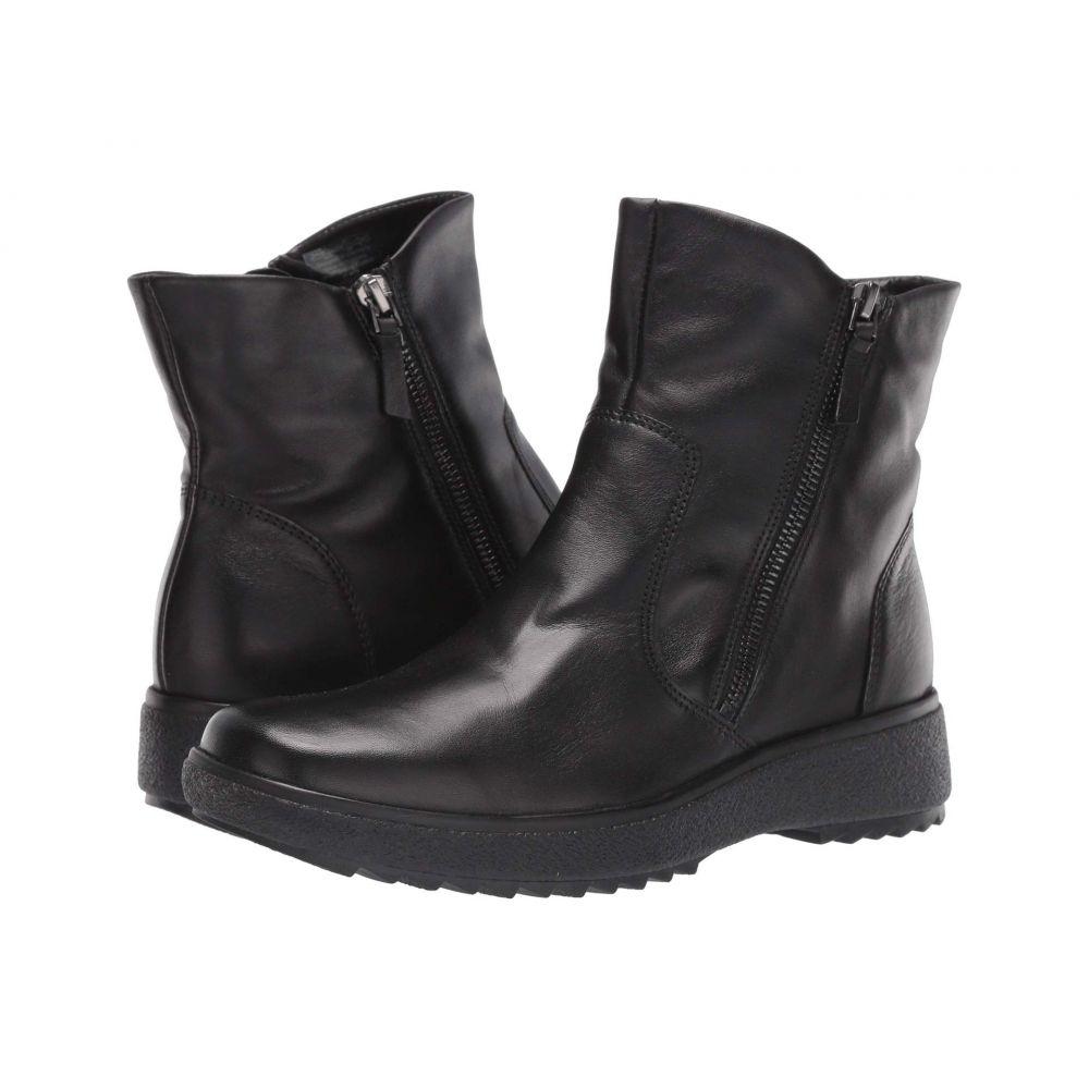 アラ ara レディース ブーツ シューズ・靴【Barb】Black softcalf